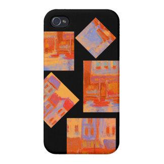 Étuis iPhone 4 Coque iphone français de confettis