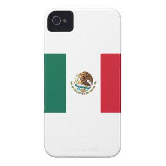 Étuis iPhone 4 Coût bas ! Drapeau du Mexique