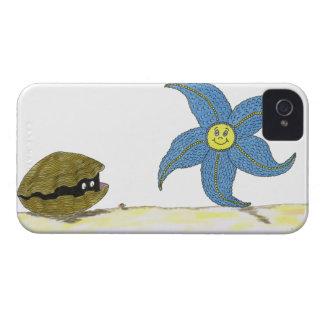 Étuis iPhone 4 Danse avec les étoiles de mer
