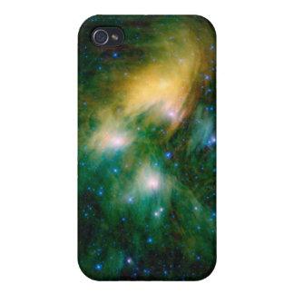 Étuis iPhone 4 La NASA Pleiades