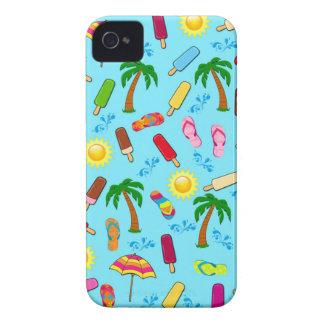 Étuis iPhone 4 Motif de plage