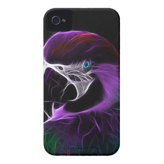 Étuis iPhone 4 perroquet #2