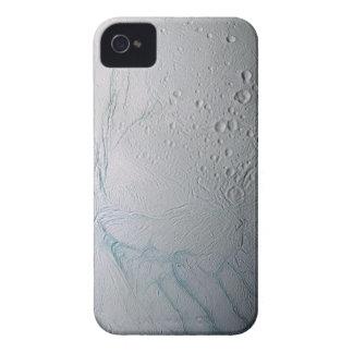 Étuis iPhone 4 Rayures fraîches de tigre sur Enceladus
