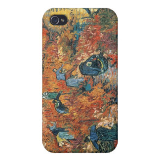 Étuis iPhone 4 Vignobles de rouge de Vincent van Gogh   chez
