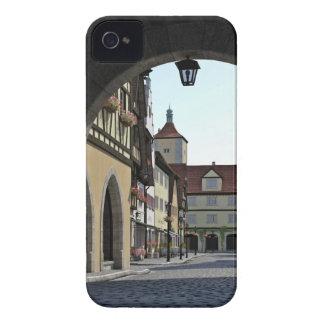 Étuis iPhone 4 Ville de la Bavière par une voûte