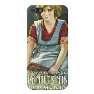 Étuis iPhone 5 Affiche de Marjorie d'infirmière