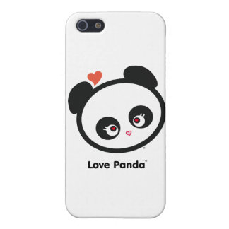 Étuis iPhone 5 Amour Panda®