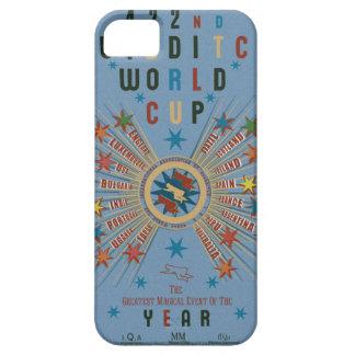 Étuis iPhone 5 Bleu de coupe du monde de QUIDDITCH™