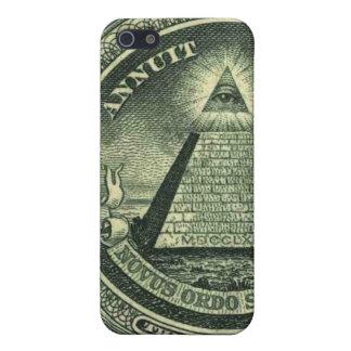 Étuis iPhone 5 Caisse de point du dollar