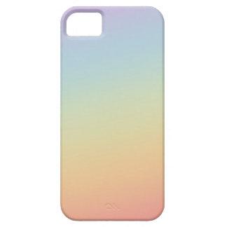 Étuis iPhone 5 Carcasse pour Iphone gradient d'arcoiris