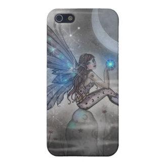 Étuis iPhone 5 Cas féerique gothique de l'iPhone 4 d'imaginaire
