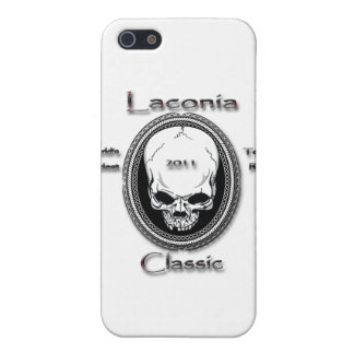Étuis iPhone 5 Crâne classique 2011 de Laconia