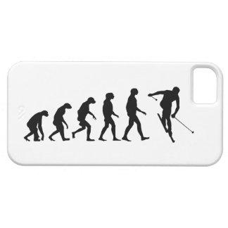 Étuis iPhone 5 Évolution de cas de l'iPhone 5 de ski