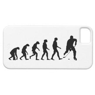 Étuis iPhone 5 Évolution de cas de l'iPhone 5 d'hockey