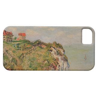 Étuis iPhone 5 Falaise de Claude Monet | chez Dieppe, 1882