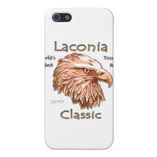 Étuis iPhone 5 Gld 2011 classique d'Eagle de Laconia