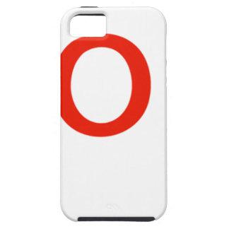 Étuis iPhone 5 habillement de logo de marque de boosh