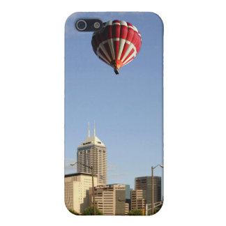 Étuis iPhone 5 Horizon de ville d'Indianapolis