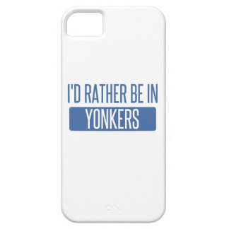 Étuis iPhone 5 Je serais plutôt dans Yonkers