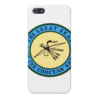 Étuis iPhone 5 Joint de nation de Choctaw