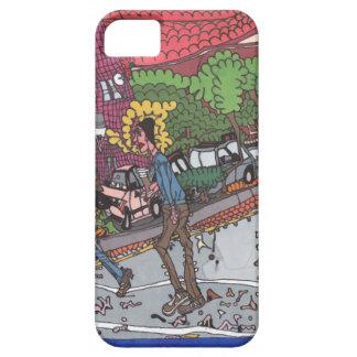 Étuis iPhone 5 La rue de Jill