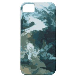 Étuis iPhone 5 La terre peinte