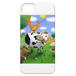 Étuis iPhone 5 la vache
