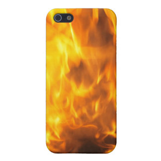 Étuis iPhone 5 Le feu
