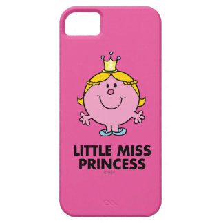 Étuis iPhone 5 Petit arrière - plan de couronne de Mlle le
