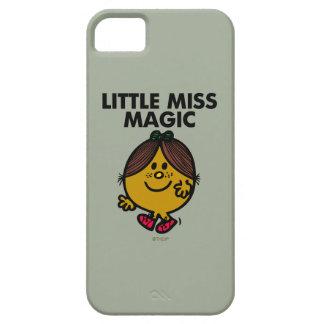 Étuis iPhone 5 Petit lettrage noir de Mlle Magic |