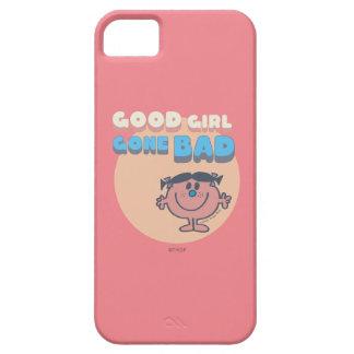 Étuis iPhone 5 Petite bonne fille de Mlle Bad | détériorée