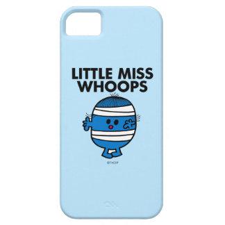 Étuis iPhone 5 Petite Mlle bandée Whoops