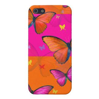 Étuis iPhone 5 PixDezines Papillon