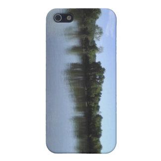 Étuis iPhone 5 réflexion de rivière