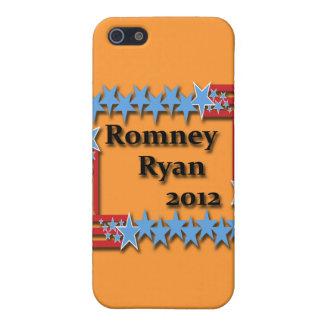 Étuis iPhone 5 Romney Ryan 2012