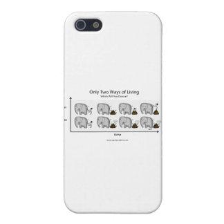 Étuis iPhone 5 Seulement deux modes de vie