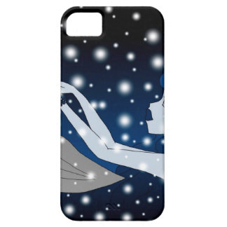 Étuis iPhone 5 Sirène de neige