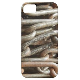 Étuis iPhone 5 Vieux Se à chaînes d'iPhone+cas 5/5S