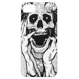Étuis iPhone 5 visage de diable
