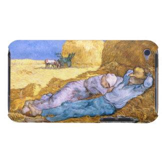Étuis iPod Touch Midi de Vincent van Gogh |, la sièste, après