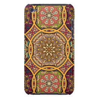 Étuis iPod Touch Patchwork vintage avec les éléments floraux de