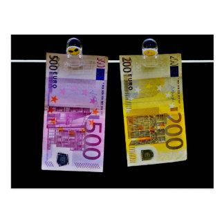 Euro carte postale