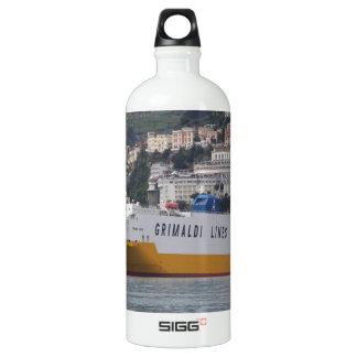 Europa de transporteur de voiture grand bouteille d'eau en aluminium