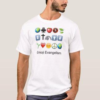 Évangélisation d'Emoji T-shirt
