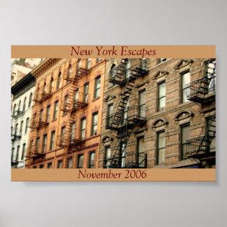 Évasions de New York