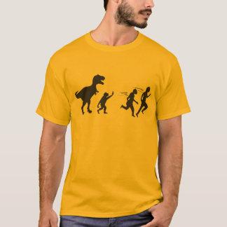 Évolution de T Rex T-shirt