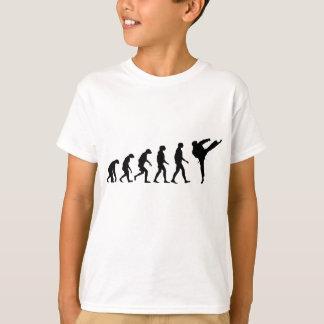 Évolution du karaté t-shirt