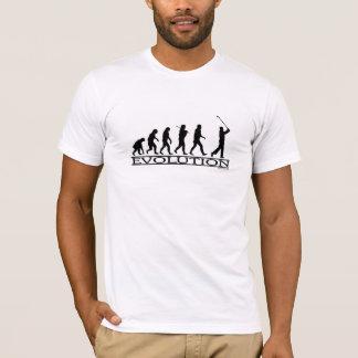 Évolution - golf - homme t-shirt