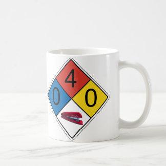 Excusez-moi, je croient que vous avez mon mug