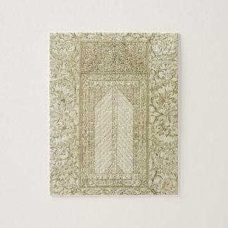 Exemple d'une cheminée turque, de 'art et d'Indust Puzzle